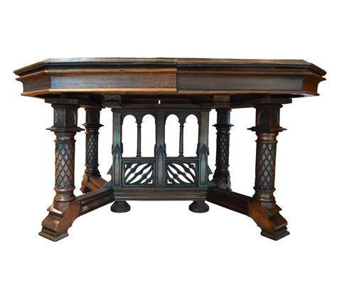 gothic style table ls gothic dining table www imgkid com the image kid has it