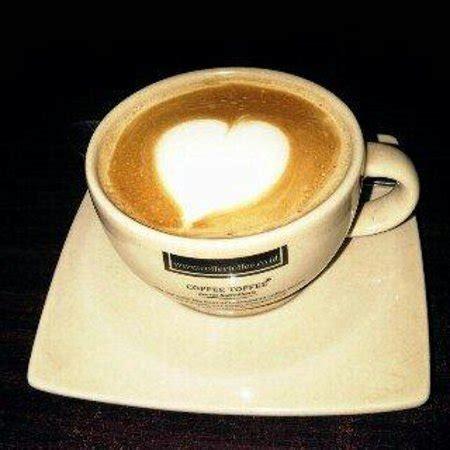 cappucino picture of coffee toffee semarang tripadvisor