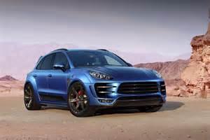 How Much Is The Porsche Macan Gallery Blue Topcar Porsche Macan Gtspirit