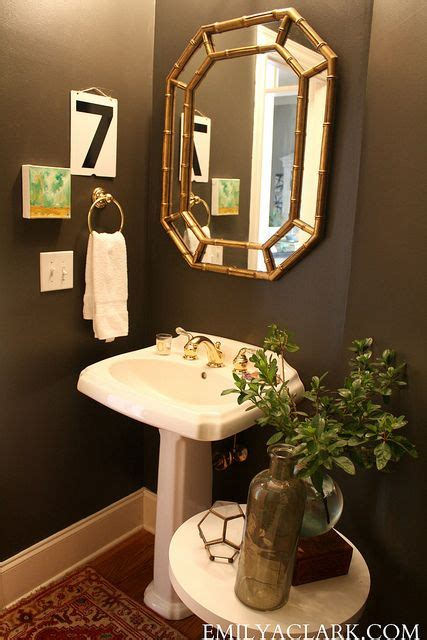 powder room makeover powder rooms powder and room makeovers on pinterest