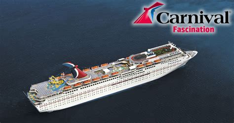 New Orleans Style Floor Plans by Carnival Fascination Carnival Cruise Ship