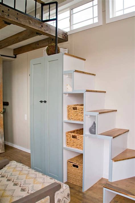 Tiny House Closet by 25 Best Ideas About Tiny House Stairs On Tiny
