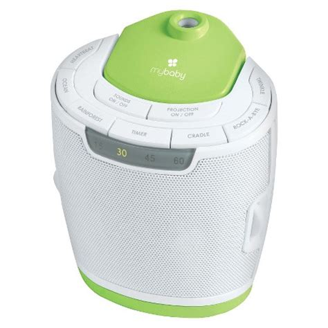 Crib Sound Machine by Mybaby By Homedics Soundspa Lullaby Relaxation Target