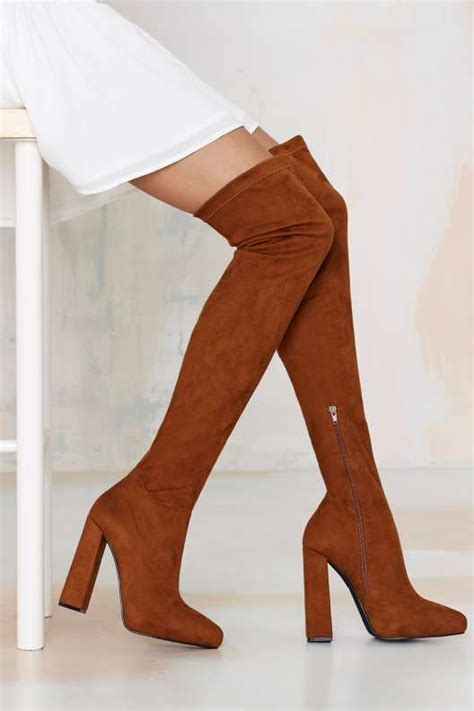 High Heels Wedges Catenzo Cd 073 jeffrey cbell isolate the knee suede boot what s