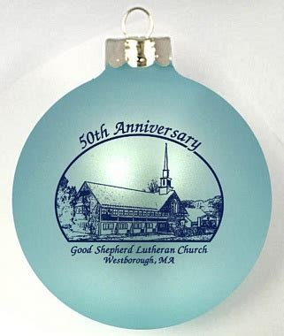 glass custom ornaments anniversaries occasions