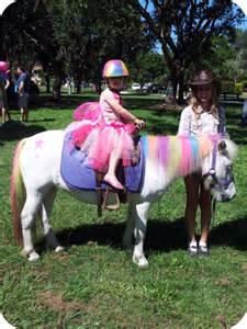 pony parties kids pony party brisbane gold coast