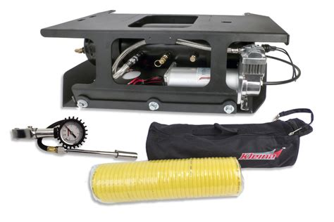 jeep jk 4dr kleinn onboard air system wair compressor and tire inflator kit jeep unlimited