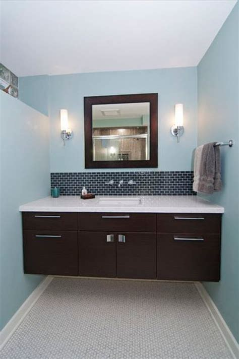 38 blue bathroom wall tiles ideas and pictures