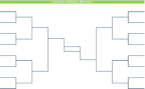 tournament bracket template for word