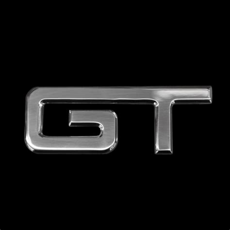 Emblem Gt Gt By Jasuki Shop ford mustang gt emblem rpidesigns