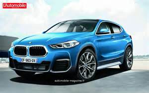 Bmw X2 Future Bmw X2 Gets Rendered Again