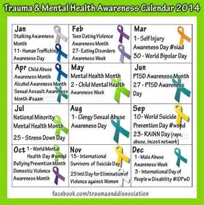 awareness months and colors 16 best images about awareness ribbons on