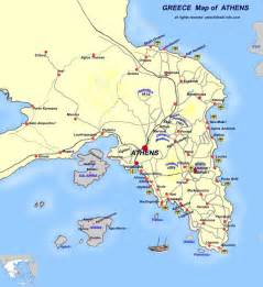 where is athens on map mapas de atenas gr 233 cia mapasblog