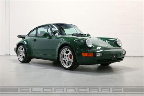 porsche irish green 1994 porsche 964 3 6 turbo paint to sle irish green