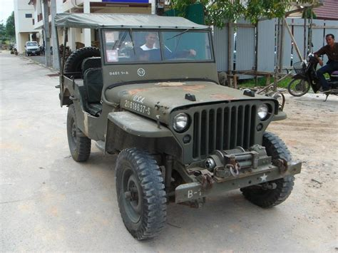 Jeep Willys 1944 Petes Willys Mb 1944 1944 Willys Jeep