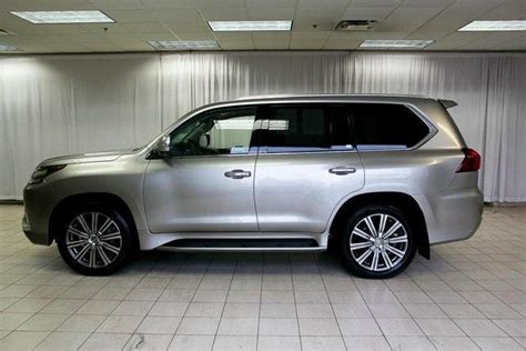 silver lexus 2016 used 2016 lexus lx 570 atomic silver read classifieds