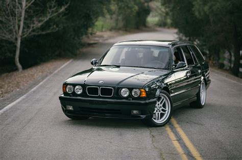 listed extremely rare  bmw  touring elekta