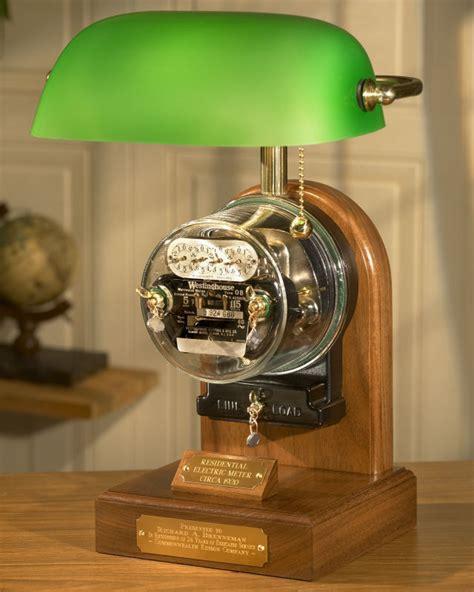 metropolitan antique residential electric meter l