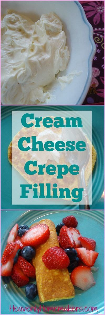 Cottage Cheese Crepe Filling by 25 Best Ideas About Cheese Filling On