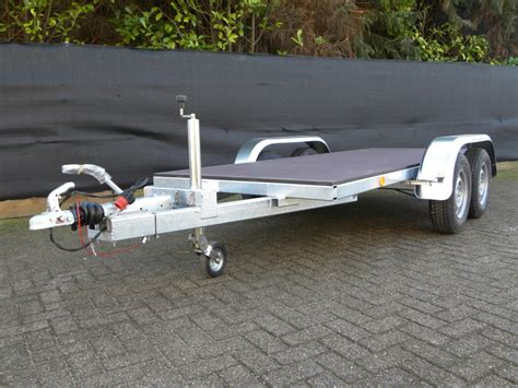 boottrailer chassis weijer aggregaat chassis