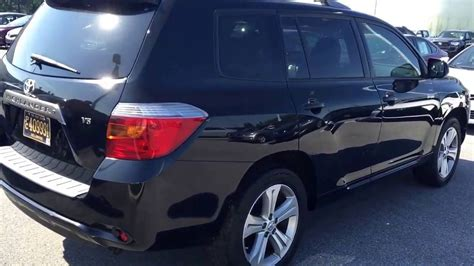 price of toyota highlander 2008 used 2008 toyota highlander for sale pricing features