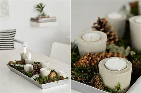 Weihnachtsdekoration Garten Selber Machen by Basteln Mit Beton Coole Weihnachtsdeko Selber Machen