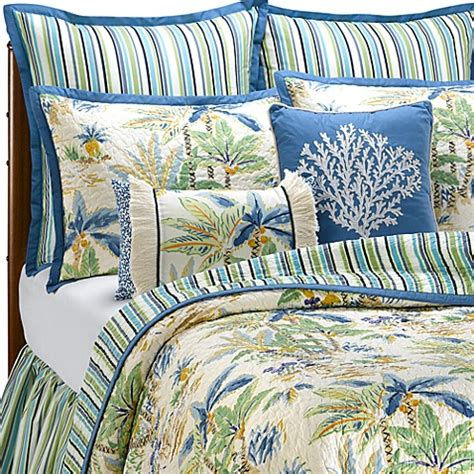 Lagoon Quilt   Bed Bath & Beyond