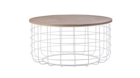 Bien Salle A Manger Bois Et Metal #2: Table-basse-metal-blanc-plateau-bois-vestfold-mobiliermoss-xl.jpg