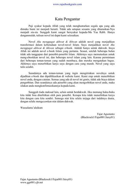 AKU MENGGUGAT AKHWAT DAN IKHWAN PDF
