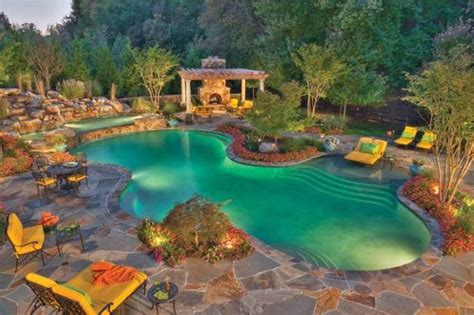landscaping ideas for pool area pinterest pool area decor and landscaping