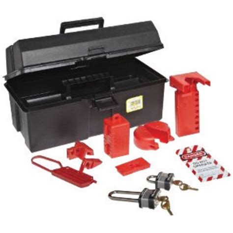 My Toolbox Kit airgas honlk107fe 174 by honeywell black lockout