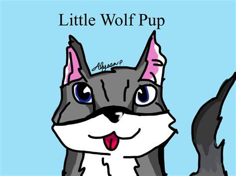 sketchbook pro versi 3 6 2 sketchbook wolf pup by creepergirl23 on deviantart