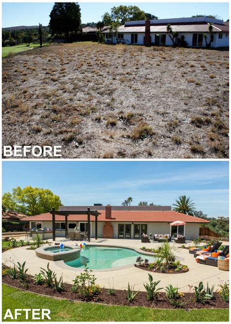 5 california backyard makeovers from flip or flop selling summer hgtv s decorating design