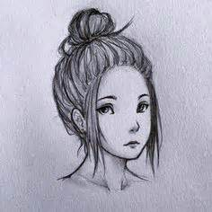 doodle hair bun tumblr mjo2kijjdu1r0rh6io1 500 jpg 473 215 381 anime