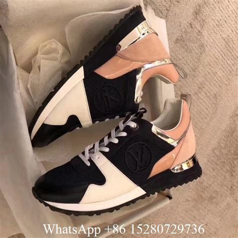 Louis Vuitton Sneaker Mirror Quality Black bnib louis vuitton runaway kaki sneaker trainers