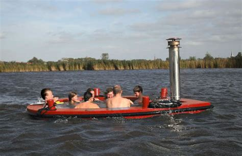 sculling boat painting rowing for pleasure a tub from down under