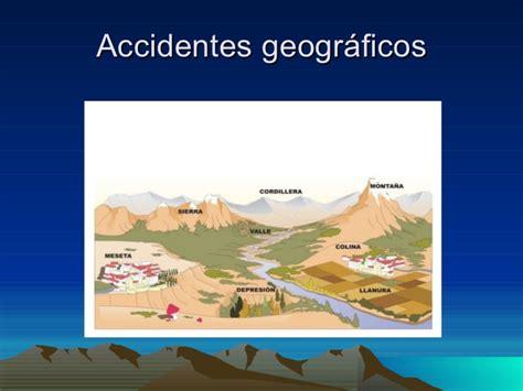 accidentes geograficos de america accidentes geogr 225 ficos