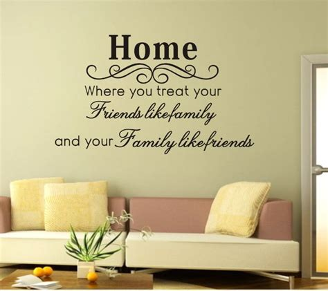 how to your wall stickers home quotes wall decals image quotes at relatably