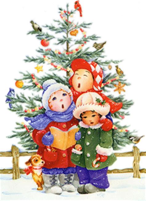 christmas carols animated gifs gifmania