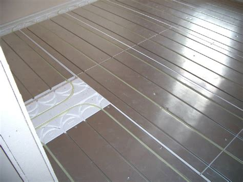 Radiant Floor Panels by Radiant