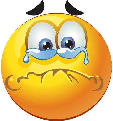 imagenes caras llorando las 25 mejores ideas sobre emoticon llorando en pinterest