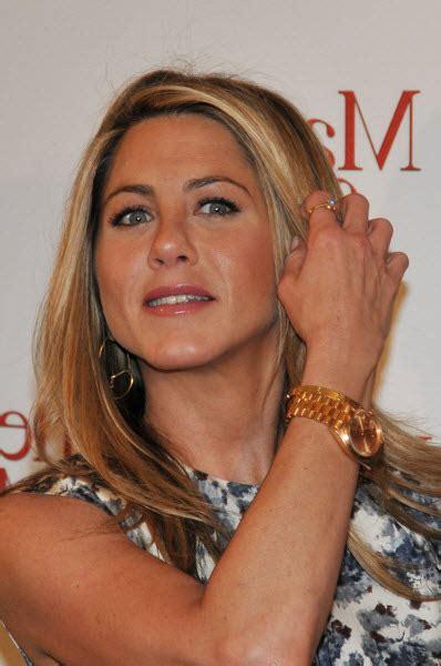 jennifer aniston rolex the fabulous and amazing watches female celebrities wear