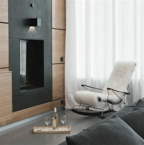 moderner schaukelstuhl mit schaukelstuhl eine schicke erholungsecke gestalten