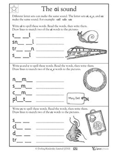 ai vowel pattern worksheets our 5 favorite prek math worksheets activities vowel