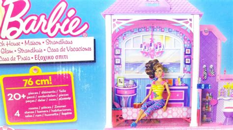 barbie doll house videos barbie doll house barbie furniture for barbie dolls for kids worldwide youtube