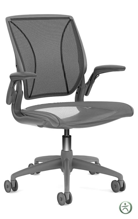 Humanscale Chair - humanscale diffrient world mesh task chair