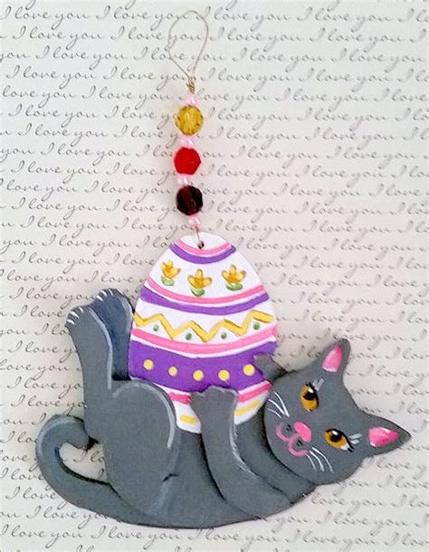 Handmade Gifts For Cat - 17 handmade gifts for cat to buy this easter