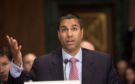 ajit pai in a nutshell tech talk net neutrality uber hacks and bitcoin s