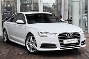 Used Cars Audi Bolton Used Audi A6 Diesel Saloon 2 0 Tdi Ultra S Line 4dr