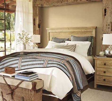 pottery barn mason headboard 24 best images about rustic modern and cozy on pinterest